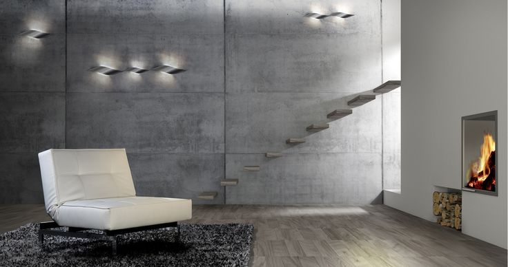 Leds-C4 - Product Rizz Wall light