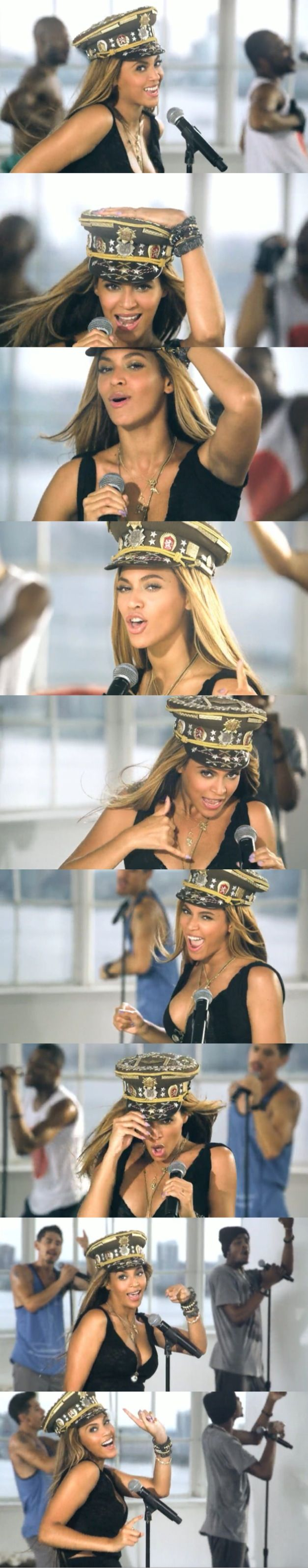 Beyonce - Love On Top Music Video