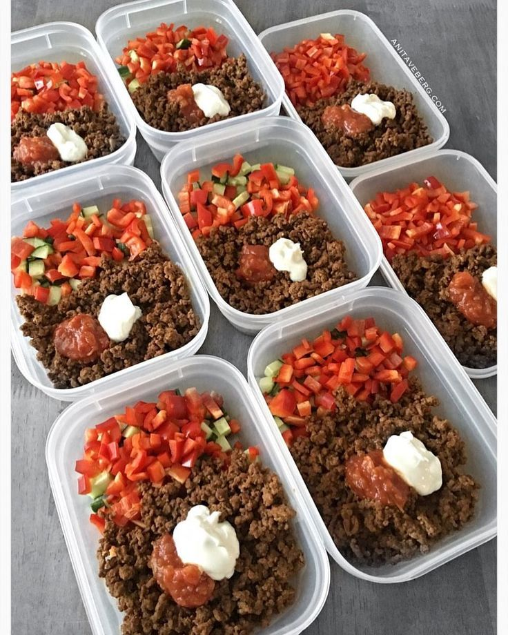 "330 likerklikk, 7 kommentarer – ANITA VEBERG (@ptanitaveberg) på Instagram: ""Monday ~ tuesday - wednesday ~ thursday✔️ Lunch & dinner♨️ #teamanitaveberg #foodprep…"""