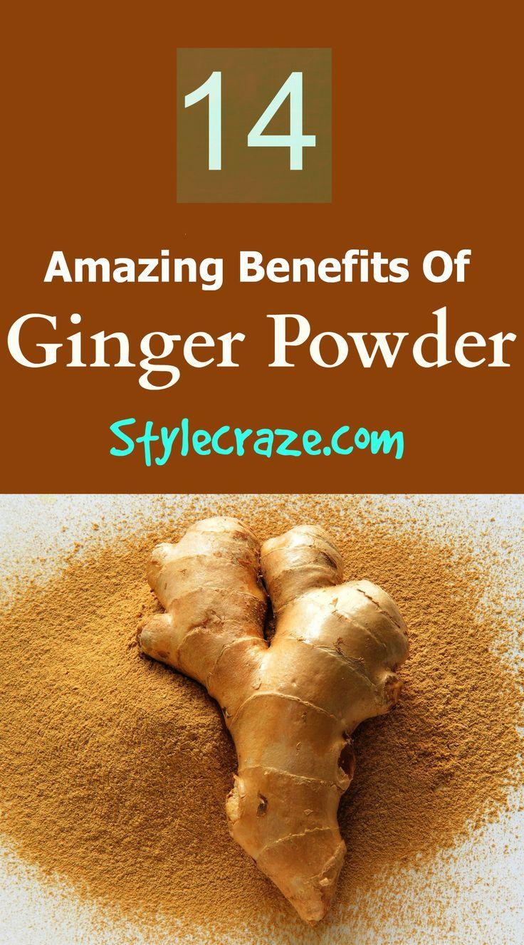 14 Amazing Benefits Of Ginger Powder