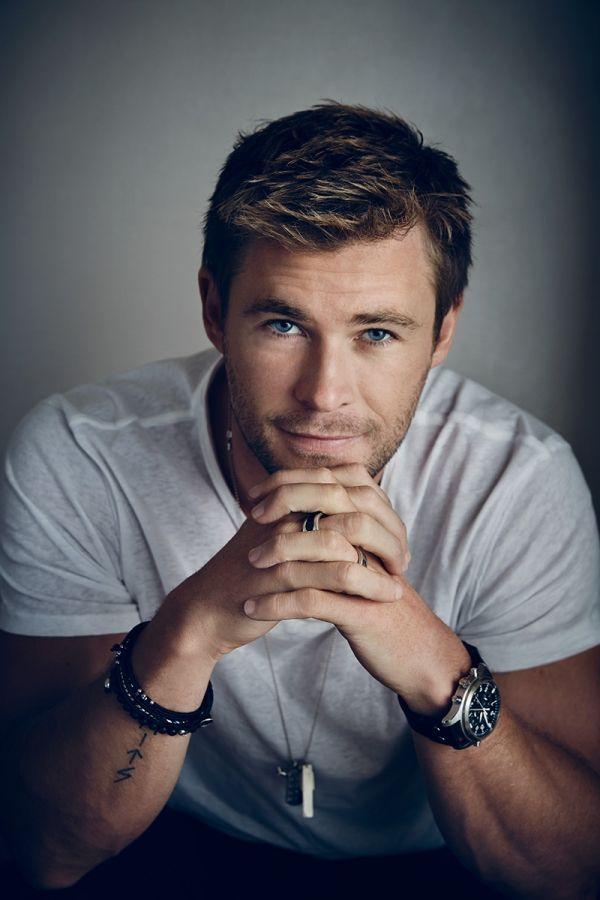 Chris Hemsworth photoshoot