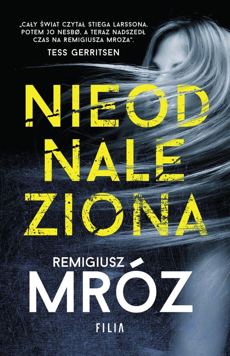 Nieodnaleziona - Mróz Remigiusz | Książka w Sklepie EMPIK.COM
