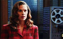 Peggy Carter || Agent Carter (2013) || 245px x 150px || #animated