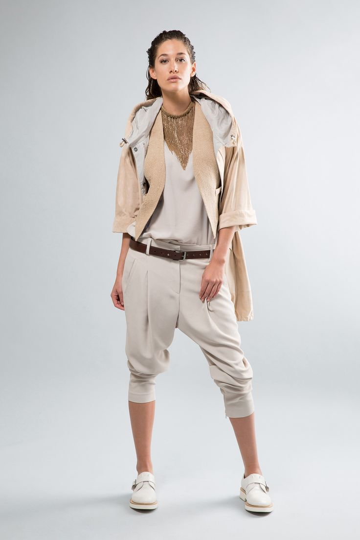 Brunello Cucinelli Spring 2015 Ready-to-Wear - Collection - Gallery - Look 10 - Style.com