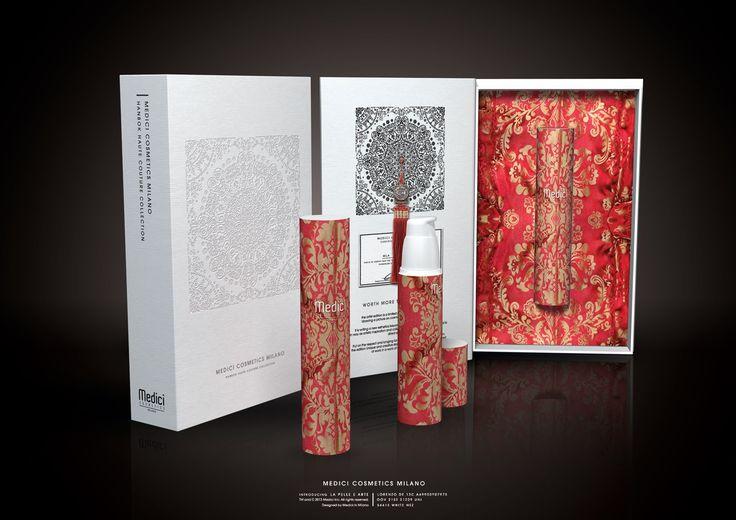 2013 Medici Cosmetics Hanbok Haute Couture Collection
