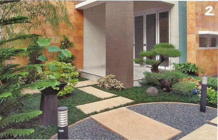 Image for Desain Taman Kecil Depan Rumah Minimalis | grd0090