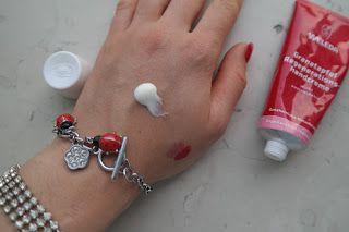 Schu Littlest Things: Granatapfel Regenerations-Handcreme.