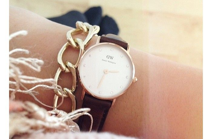 With the code THISISMYPARIS, you can have a 15% discount until march 31st on www.danielwellington.com #watches