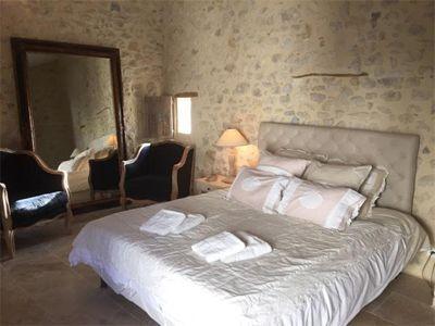 Une des Chambres d'hôtes à vendre à Goult en Vaucluse