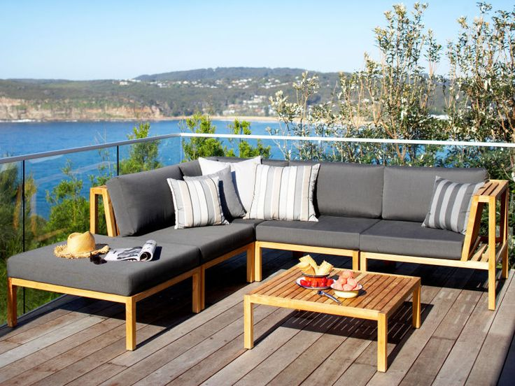 Eco Outdoor Watego modular setting in outdoor fabric Basics. Outdoor furniture | Patio furniture | Outdoor dining | Teak outdoor | Outdoor design | Outdoor style | Outdoor luxury | Designer outdoor furniture | Outdoor design inspiration | Pool side furniture | Outdoor ideas | Luxury homes