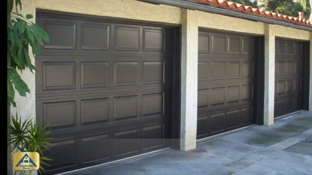 1000 ideas about commercial garage doors on pinterest for Garage door alignment