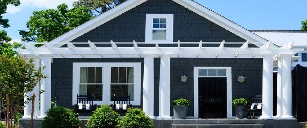Exterior Color Combinations for Small Houses