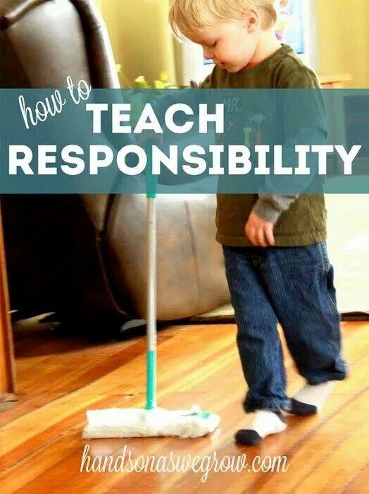 Teaching Responsibility to Kids