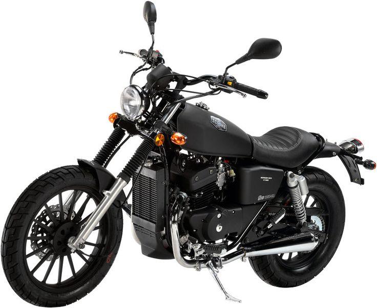Motos clsicas actuales: llmalo retro - motofichascom