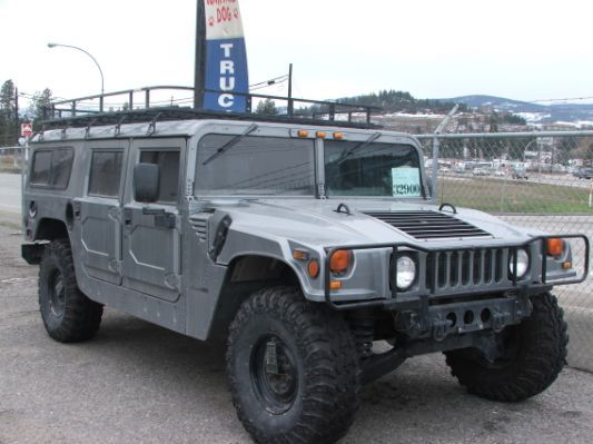 Military Surplus Hummers For Sale