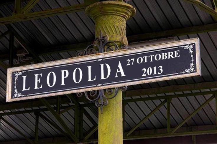 il 27 ottobre, 2013 ci troviamo tutti alla Leopolda a Firenze per la IV° Edizione  Ci sarai?  Aderisci all'evento qui intanto:https://www.facebook.com/events/383049085140484/  A breve il programma e le modalità di partecipazione!