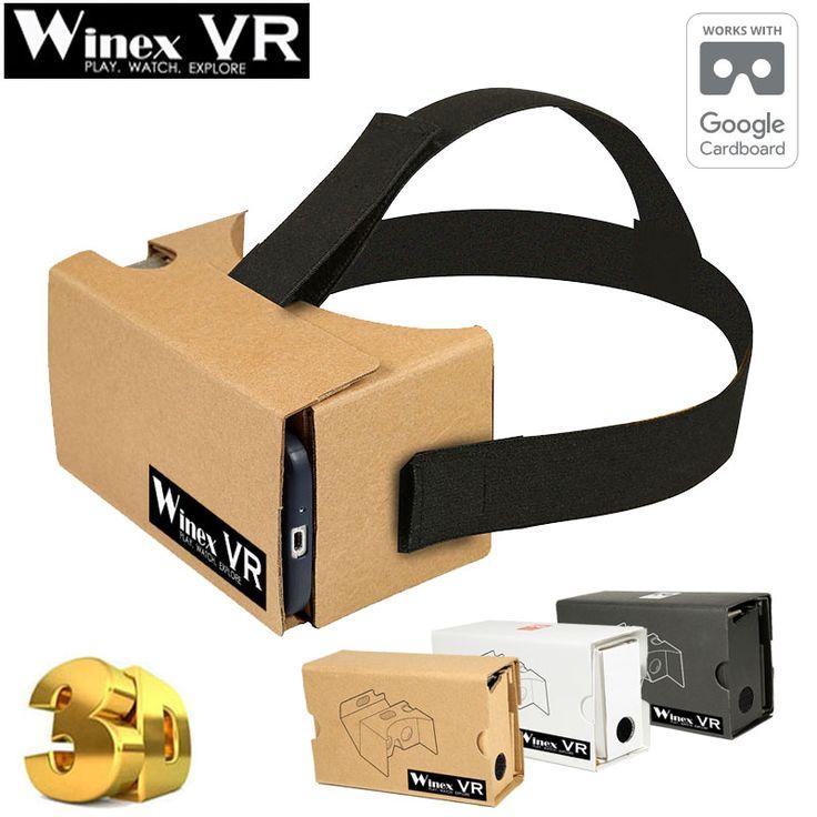 "Купить товарWinex VR Google Картон 2.0 VR Виртуальная Реальность 3D Очки для 3.5 6 ""Смартфон.VR 3D очки для порно в виртуальной реальности. Бесплатное порно виртуальной реальности.Скидки на 3D VR очки виртуальной реальности. Смотреть бесплатное порно видео виртуальной реальности. Очки виртуальной реальности на смартфонов, ноутбуков, ПК. Скидка на 3D шлем виртуальной реальности.Чем отличается VR шлем от 3D очков? 3D VR очки своими руками."