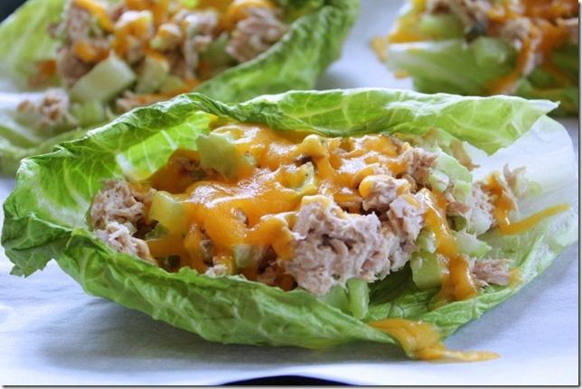 I feel like I pin everything from @Katie Unger's blog yesiwantcake.com!  Tuna Melt Boats - yes please!