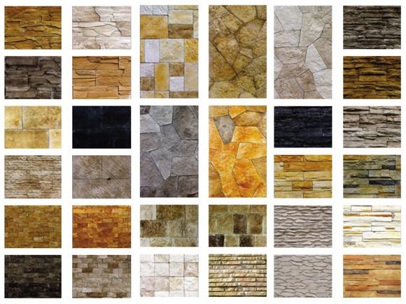 Piedras decorativas para interior y exterior decoraci n - Piedra decorativa exterior ...