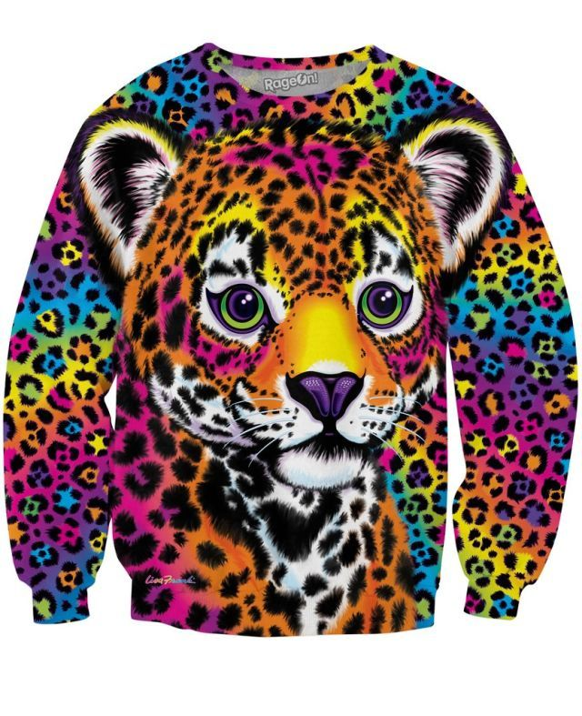 Lisa Frank Clothing You Didn't Know Existed but Definitely Need in Your Life