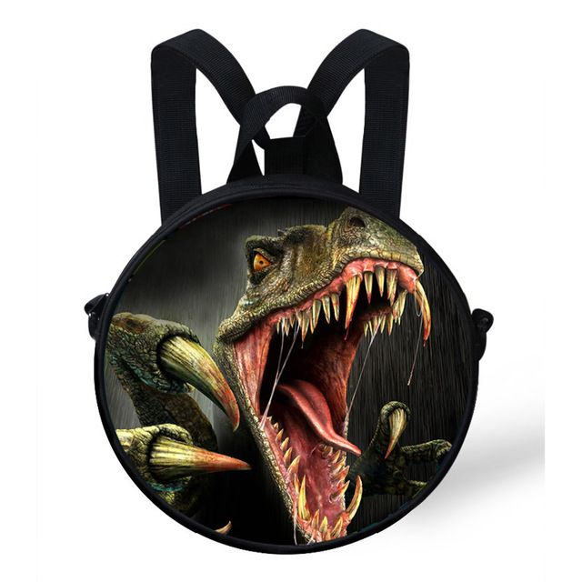 Promotion price 9-Inch Hot Animal Print Backpack For Children Dinosaur Print Round Backpacks For Preschool Boys Kids Dinosaur Bag For Girls Baby just only $10.78 with free shipping worldwide  #backpacksformen Plese click on picture to see our special price for you