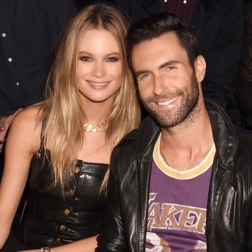 who is the victoria secret model dating adam levine Adam levine and anne vyalitsyna adam levin and anne vyalitsyna started dating in the spring of illustrated swimsuit and victoria's secret model anne.
