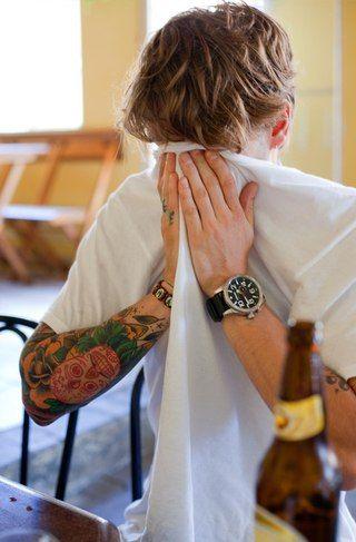 Татуированные мужики :D