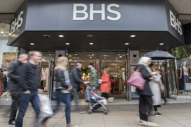 Parliamentary Committee Slams Sir Philip Green Over BHS Sale Premium