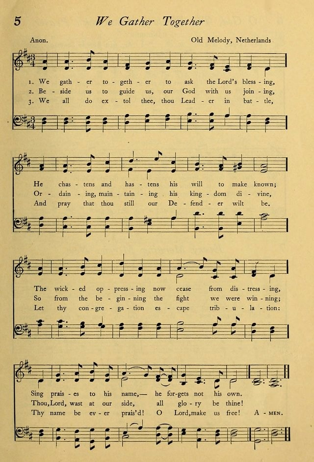 34 best hymns images on pinterest worship songs christian songs we gather together sheet music love this song fandeluxe Image collections