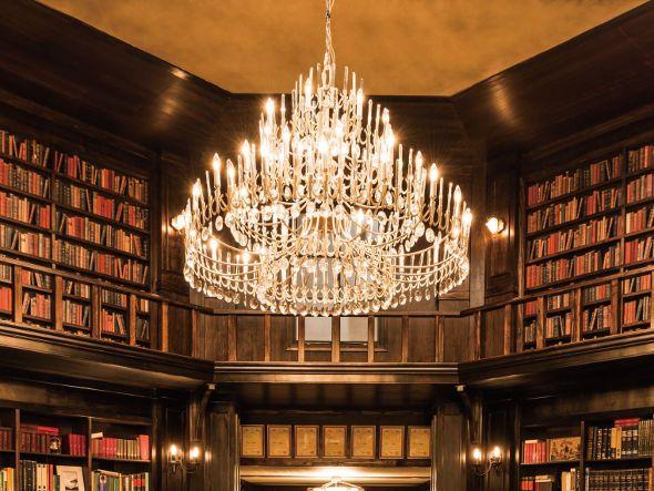 IQ246 ~華麗なる事件簿~ 法門寺家/書庫 #IQ246 #IQ246華麗なる事件簿 #TBS #日曜劇場 #織田裕二 #土屋太鳳 #ディーンフジオカ #interior #library #luxury #luxuryroom