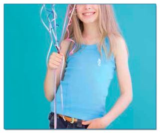 SeaHorse-Collection, girls' tank top, 29,99€