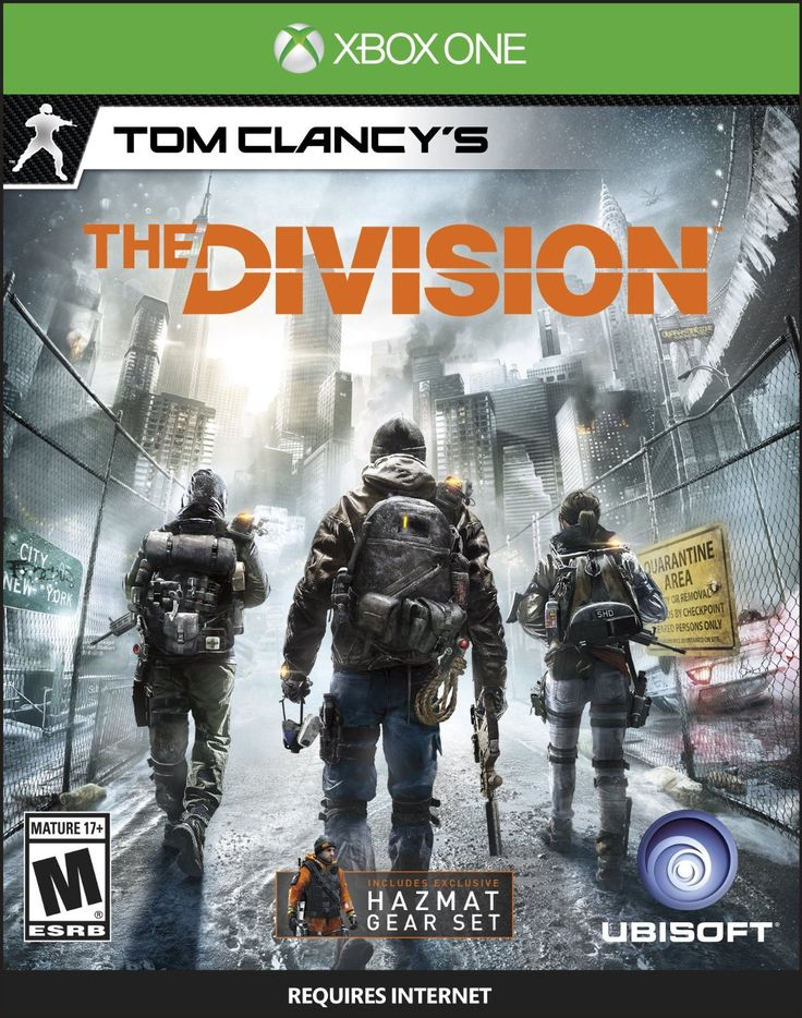 Tom Clancyu0027s The Division u2013 Xbox One
