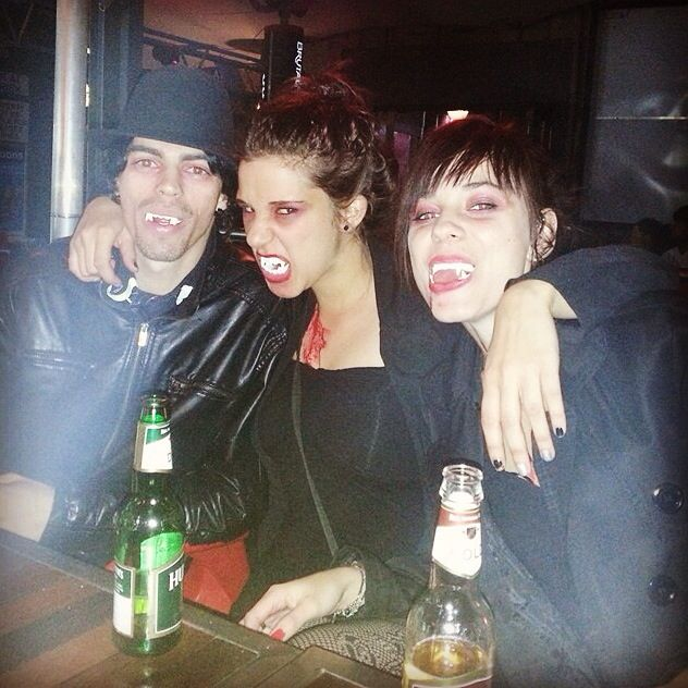 #vamps and #tramps party