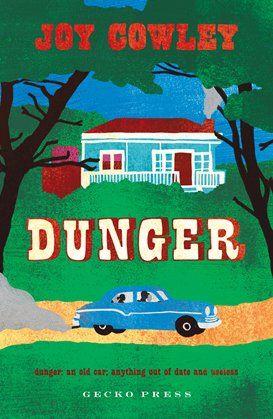 Dunger - Joy Cowley - Gecko Press - Gecko Press