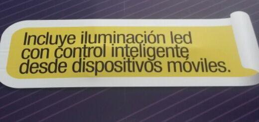 Incluye Iluminación  led!!!