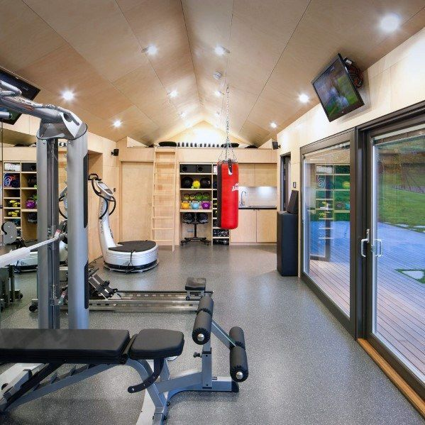 Cool Home Gym Flooring Design Ideas Home Gym Flooring Small Home Gyms Home Gym Decor