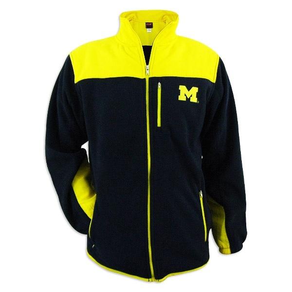 Michigan Fleece Jacket   Outdoor Jacket