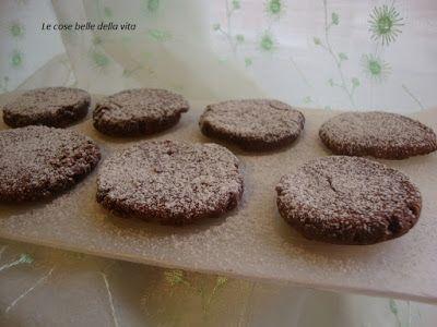 Le Cose Belle della Vita: Biscotti con crema di nocciole cotti in padella