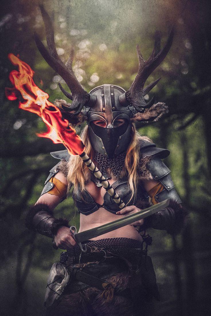 Battle faun cosplay. Other character ;)  Cosplay: https://www.facebook.com/hydencosplay/  Photo: https://www.facebook.com/NinaJaniakFotograf/?fref=ts