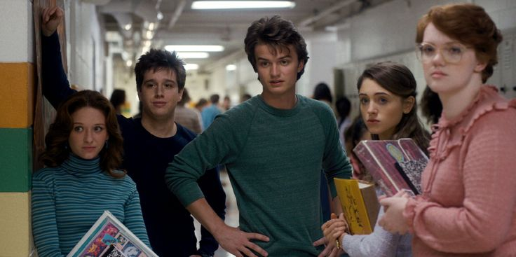 Stranger Things (TV Series 2016– ) - Photo Gallery - IMDb