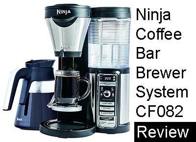Ninja Coffee Bar Brewer CF082 Review
