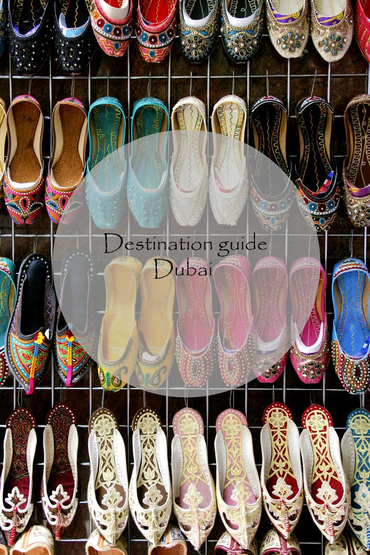 A destination and budget guide for travelling Dubai