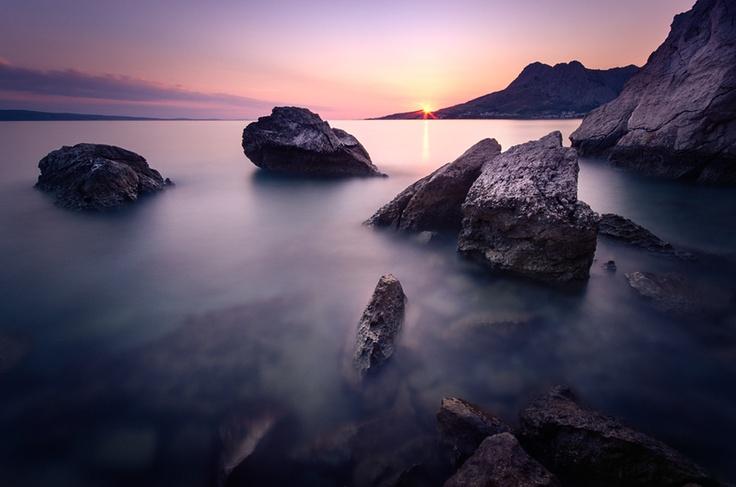 Omis, Croatia II by Mikko Lagerstedt, via 500px