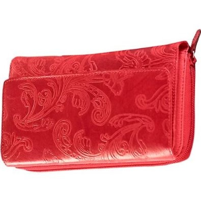 #Leather Wallet for Mother's day gift ideas.  Mundi My Big Fat Leather Wallet  $21
