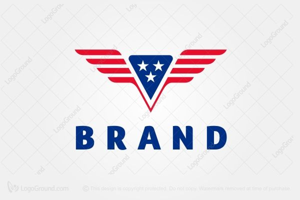 Logo for sale: American Pizza Logo