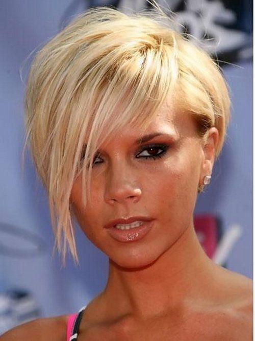 Best Short Haircuts for Women: Victoria Beckham Hairstyles Short ~ Short Hairstyles Inspiration