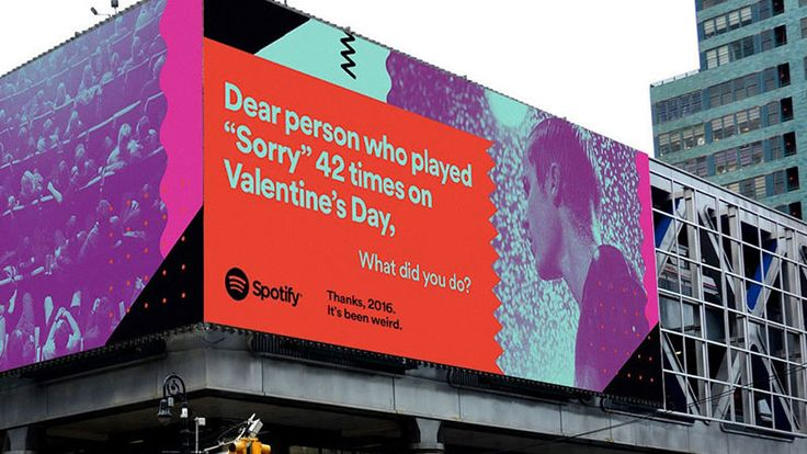 Spotify Crunches User Data in Fun Ways for This New Global Outdoor Ad Campaign – Adweek