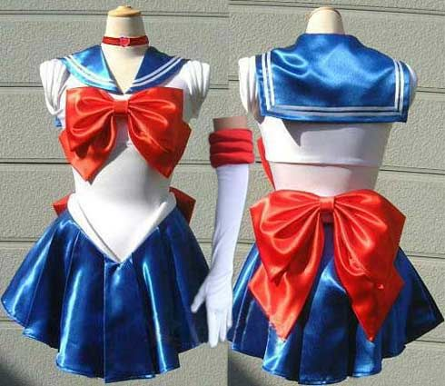 for Anna Oasis Costume - Sailor Moon costume Serena Usagi Tsukino cosplay dress fancy dress, $50.00 (http://www.oscostume.com/100)