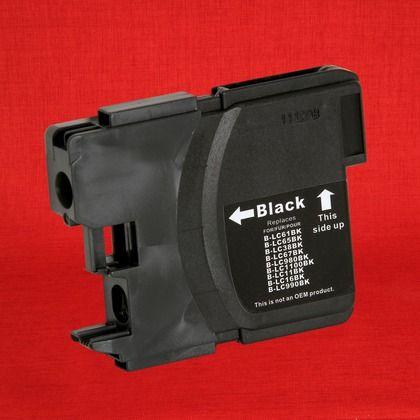 Brother DCP-165C Black Inkjet Cartridge (Compatible) #InkjetCartridges #inkjet