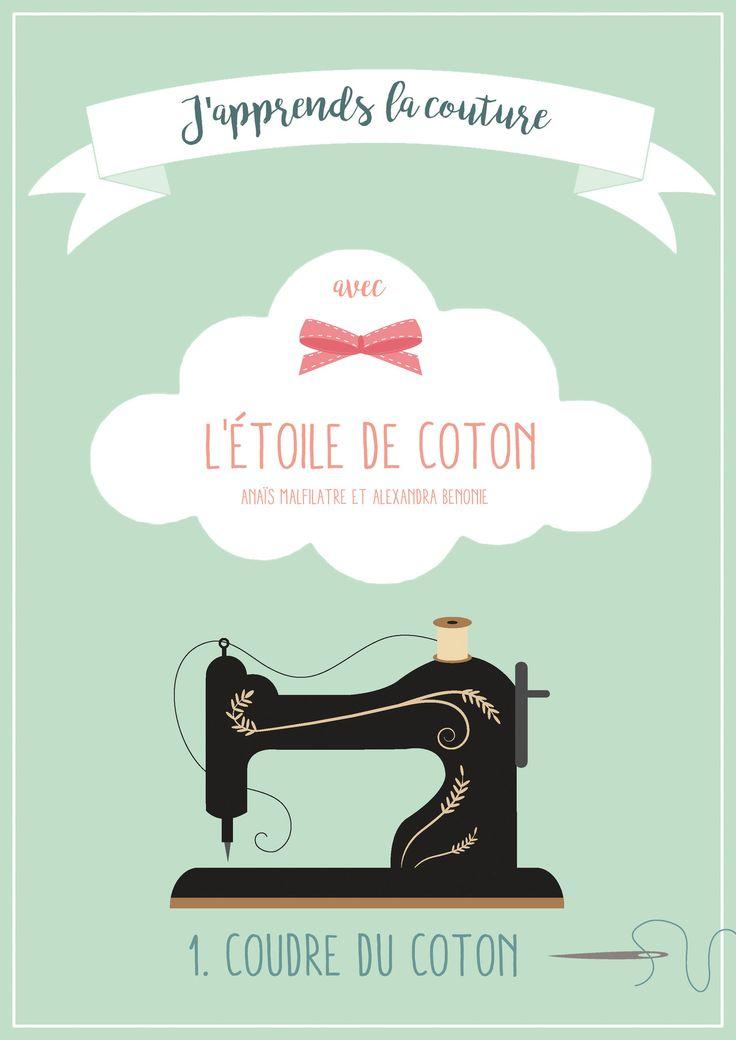 L'étoile de coton - La couture facile pour tous - Le site pour apprendre à…